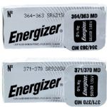Energizer Watch Batteries